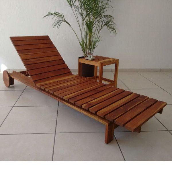Camastro de madera- arkideck